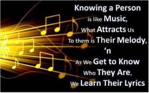 music person